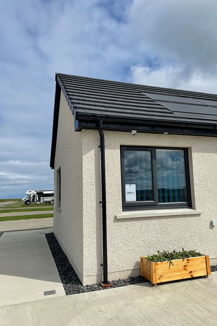 Kirkwall Bay Touring Park in Orkney